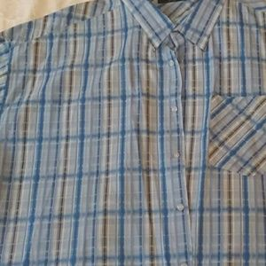 Sean John 6x big short sleve shirt